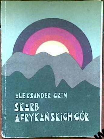 Okładka książki Skarb afrykańskich gór