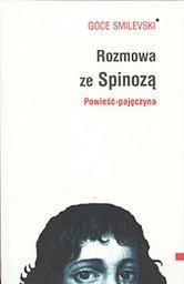 Okładka książki Rozmowa ze Spinozą : powieść-pajęczyna
