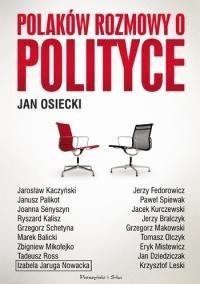 Okładka książki Polaków rozmowy o polityce