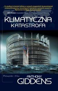 Okładka książki Klimatyczna katastrofa