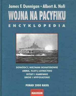 Okładka książki Wojna na Pacyfiku: Encyklopedia
