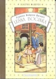 Okładka książki Leśna Boginka