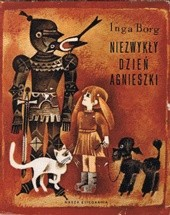 Okładka książki Niezwykły dzień Agnieszki