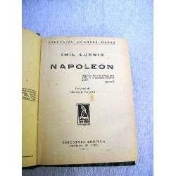 Okładka książki Napoleon