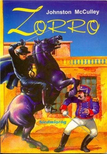 Okładka książki Zorro