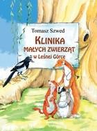 Okładka książki Klinika Małych Zwierząt w Leśnej Górce