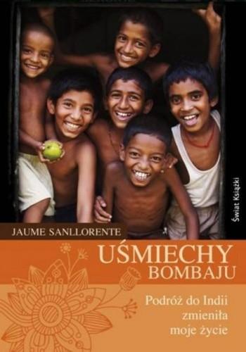 Okładka książki Uśmiechy Bombaju