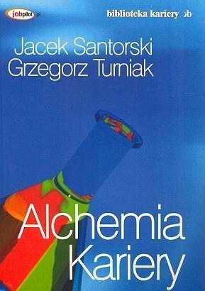 Okładka książki Alchemia kariery