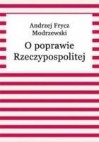 O poprawie Rzeczypospolitej