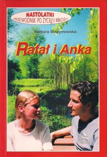 Okładka książki Rafał i Anka