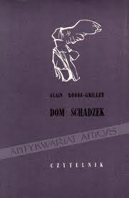 Okładka książki Dom schadzek