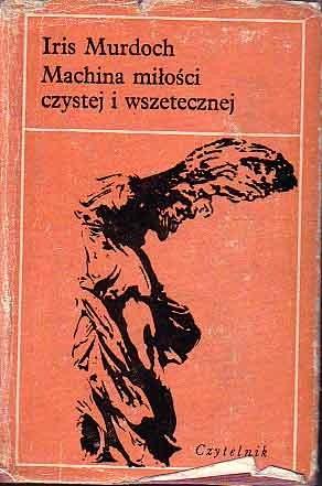 Okładka książki Machina miłości czystej i wszetecznej