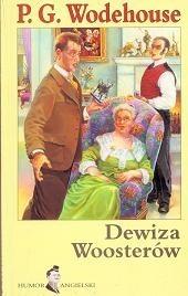 Okładka książki Dewiza Woosterów