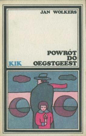 Okładka książki Powrót do Oegstgeest