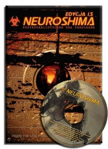 Okładka książki Neuroshima 1.5