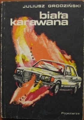 Okładka książki Biała karawana