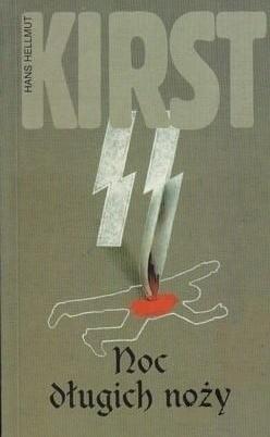 Okładka książki Noc długich noży