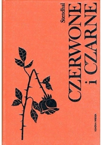 Okładka książki Czerwone i czarne