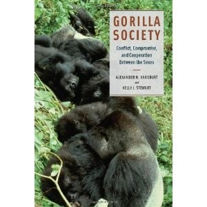 Okładka książki Gorilla Society. Conflict, Compromise and Cooperation Between the Sexes