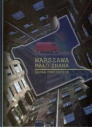 Okładka książki Warszawa mało znana