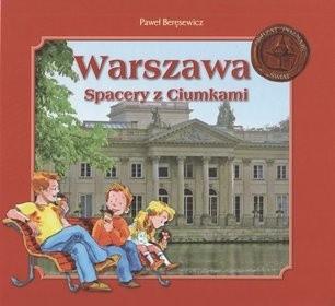 Okładka książki Warszawa : spacery z Ciumkami