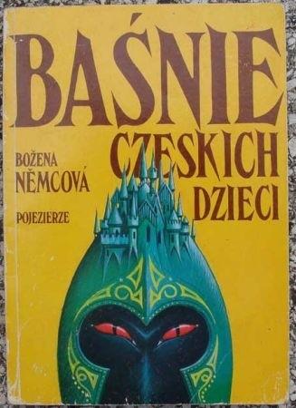 Okładka książki Baśnie czeskich dzieci