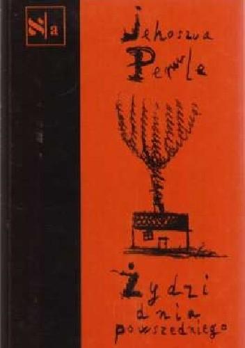 Okładka książki Żydzi dnia powszedniego