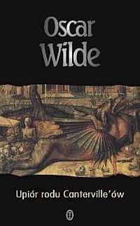 Okładka książki Upiór rodu Canterville'ów