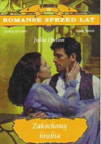 Okładka książki Zakochany hrabia