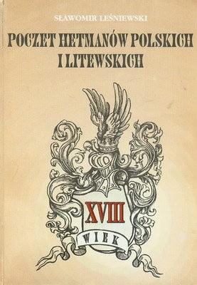 Okładka książki Poczet hetmanów polskich i litewskich