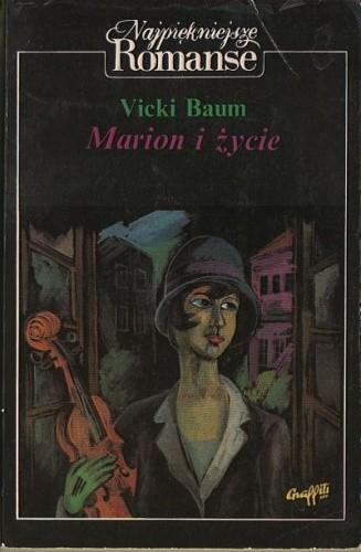 Okładka książki Marion i życie
