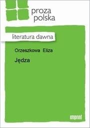 Okładka książki Jędza