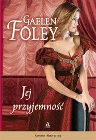 Okładka książki Jej przyjemność