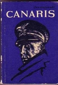 Okładka książki Canaris
