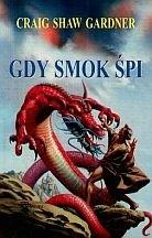 Okładka książki Gdy smok śpi