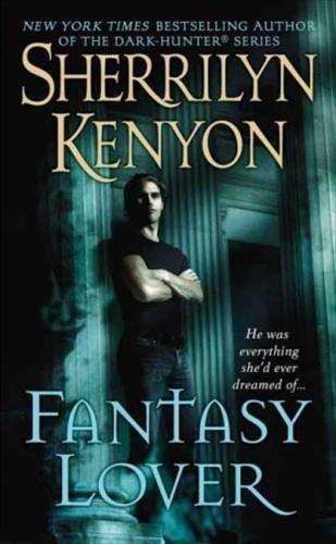 Okładka książki Fantasy lover