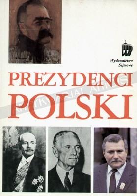 Okładka książki Prezydenci Polski