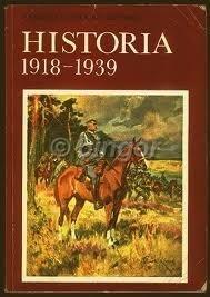 Okładka książki Historia 1918-1939