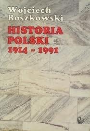 Okładka książki Historia Polski 1914-1991