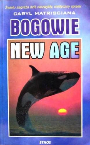 Okładka książki Bogowie New Age