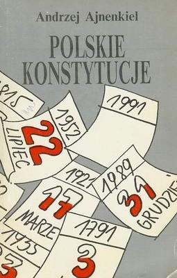 Okładka książki Polskie konstytucje