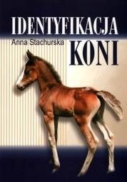 Okładka książki Identyfikacja koni
