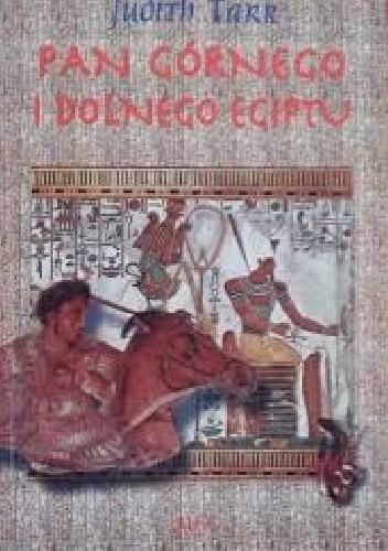 Okładka książki Pan Górnego i Dolnego Egiptu