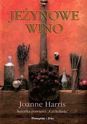 Okładka książki Jeżynowe wino