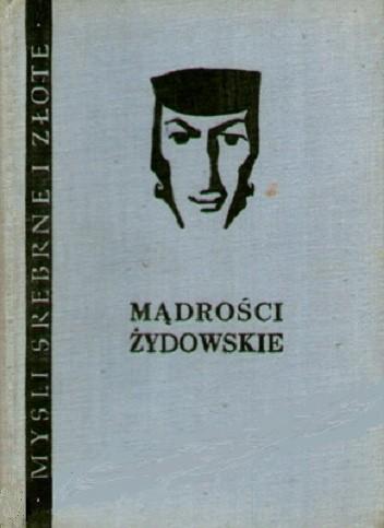 Okładka książki Mądrości żydowskie