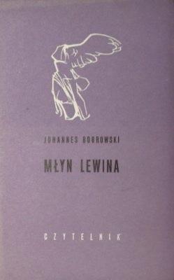 Okładka książki Młyn Lewina: 34 zdania o moim dziadku