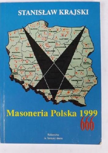 Okładka książki Masoneria Polska 1999