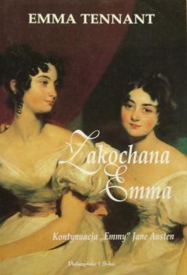 Okładka książki Zakochana Emma