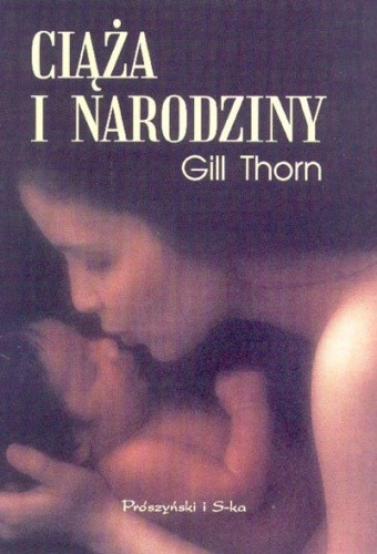 Okładka książki Ciąża i narodziny
