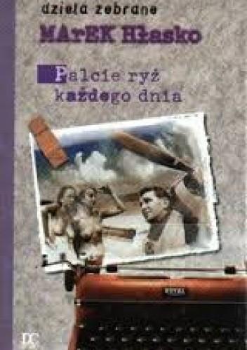 Okładka książki Palcie ryż każdego dnia
